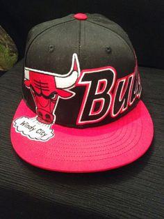 Chicago Bulls Hat - Windy City - 47 Design - Great condition #47Brand #ChicagoBulls