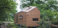 """Une Tiny house basée aux Pays-bas Voici la petite maison de Marjolein, hollandaise, et qui est une """"ambassadrice"""" du mouvement des Tiny houses aux Pays-bas. Sa mission est de communiquer… Lire la suite"""