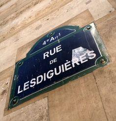 rue de Lesdiguières - Paris 4ème