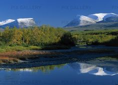 Abisko national park northern Sweden. Would like to go in the summer one day and hike in Norrland.