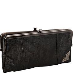 Roxy Roll With It Wallet - Black - via eBags.com!