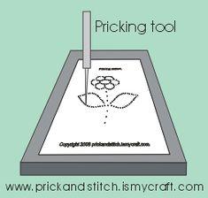 Pricking tool