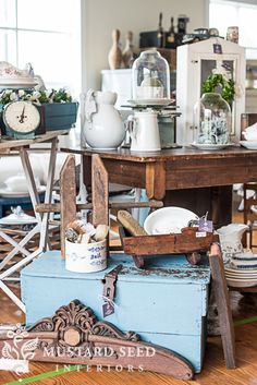 The Chapel Market Preview - Miss Mustard Seed