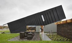 挪威零排放實驗住宅