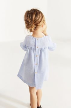 Zara Kids Striped Dress