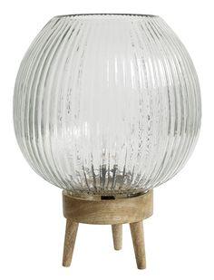 Grooves bordslampa från Nordal hos ConfidentLiving.se