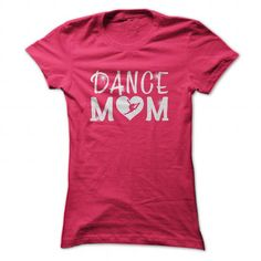 Dance Mom T Shirts, Hoodies. Check price ==► https://www.sunfrog.com/Music/Dance-Mom-HotPink-Ladies.html?41382 $19