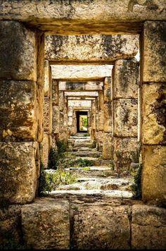 Ciudad de Tiro. Líbano