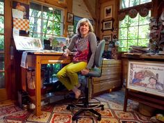 Jan Brett interview with national geographic