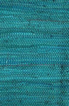 2x3 Handmade Rag Rug
