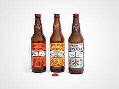 Verpackung: Moderne Bierflaschen | KlonBlog