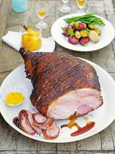 Christmas dinner might just be our favorite meal of the year, but this year, we're adding our own spin to tradition. Classic ham gets a Caribbean twist, sweet potato becomes the star in anelegant vegetarian pierogi, and eggnog iselevated to dessert in luscious eggnog French toast. Jerk Ham Spice up your Christmas with jerk ham…