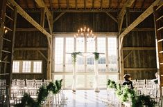 Autumn ceremony in the Loft. House Property, Take Apart, Philadelphia Wedding, Twinkle Lights, Photo Credit, Wedding Ceremony, Barn, Loft, Wedding Photography