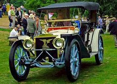 1910 American Underslung American Motor Car Co. Indianapolis, Indiana  1906-1914
