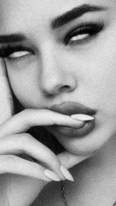 Mood Mood Eye roll mood black and white aesthetic dark grunge sassy Eye roll mood aesthetic black and white eyelash makeup style seventies it girl beauty sass<br> Boujee Aesthetic, Bad Girl Aesthetic, Aesthetic Grunge, Aesthetic Vintage, Aesthetic Photo, Aesthetic Pictures, Makeup Aesthetic, Aesthetic Beauty, Aesthetic Anime