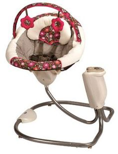 Soothe and comfort baby with the Graco Sweet Snuggle Swing in Whitney. With four seating positions and six swing speeds, you can choose the option that best suits your baby. This swing includes a deep plush seat, and three-position recline for baby Graco Baby Swing, Homemade Pedialyte, Baby Shower Gifts, Baby Gifts, Baby Swings, Sick Kids, How To Make Homemade, Infant Activities