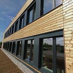 REHAU Geneo sliding doors designed for triple glazing