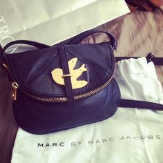 Marc by Marc Jacobs Petal to the Metal Percy Handbag
