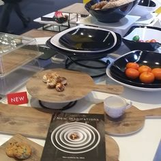 The #buffetware you could only dream about up 'til now…. from @steeliteuk. ..#Driftwood…..#melamine #TabletopMatters #Ambiente #Ambientegram