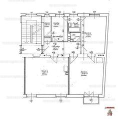 Eladó tégla építésű lakás - Vas megye, Szombathely #30840466 Floor Plans, Floor Plan Drawing, House Floor Plans