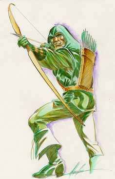 Arrow by Mike Grell