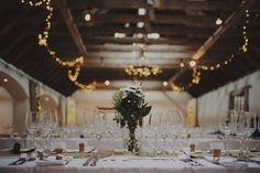 Rustic Wedding at Aswanley. Image by Anna Urban. Corporate Entertainment, Barn Renovation, Rustic Wedding Inspiration, Anna, Cottage, Entertaining, Urban, Table Decorations, Holiday
