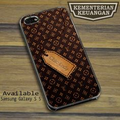 Louis Vuitton Chic Lady iPhone 4 4s 5 5s 5c case Samsung Galaxy S2 S3 S4 S5 on Etsy, $15.00