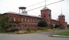 Petaluma Silk Mill in Sonoma County, California