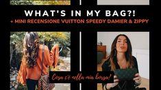 Cosa c'è nella mia Speedy 30 di Louis Vuitton? Recensione Speedy Damier e Zippy, due classici della maison Louis Vuitton #itbags #borsefirmate #designerbags #modadonna #over40 #over50 #fashion #lv #vuitton #chanel #chloe #ysl #dior #hermes Classy Fall Outfits, What In My Bag, 2020 Fashion Trends, Fashion Over 40, Bago, Louis Vuitton Speedy, Ysl, My Bags, Best Sellers