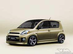 Daihatsu Sirion Turbo by Sebastian Motsch.