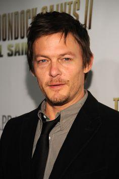 Norman Reedus aka Daryl Dixon. Love him and love The Walking Dead!