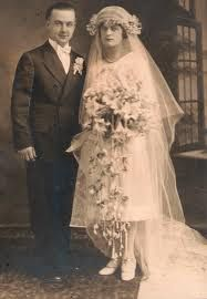 74 best 1920s wedding styles images on pinterest roaring 20s 1920s wedding flowers google search junglespirit Image collections