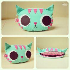 i love handmade & cats: handmade
