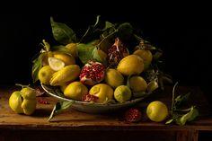 Lemons and Pomegranates, After J.V.H. 2010 Paulette Tavormina
