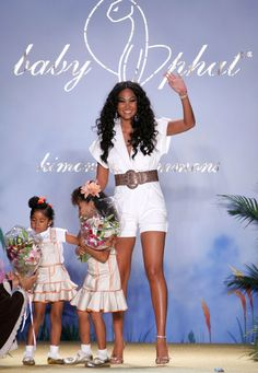 Kimora Lee Simmons Baby Phat Clothing Line Look at http://shannonssewandsew.com for great baby bedding and products!