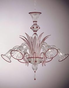 A compilation of venetian glass chandeliers - 43 Pics   Curious, Funny Photos / Pictures