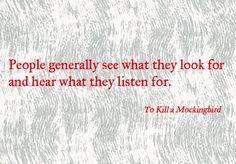 Harper Lee – To Kill A Mockingbird (quote via Betsy Transatlantically) | best stuff