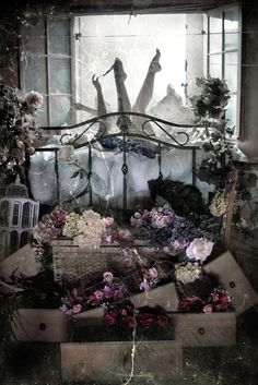 Le jardin de ma mère- Complete Collection - Kirsty Mitchell Photography