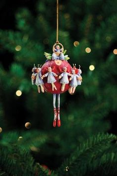 537 best Krinkles ornaments - Patience Brewster images on Pinterest ...