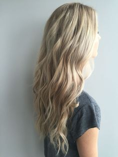Long blonde hairstyles. Dimensional blonde. Dirty blonde. Blonde with lowlights…