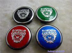 "Find More Emblemas do Carro Information about frete grátis 4pcs/lot 58mm jaguar centro tampa 2.28"" jaguar growler tampa do cubo da roda crachá s tipo x tipo xk xj xj6 xf,High Quality tampa de reggae,China caso crachá Suppliers, Cheap badge diy from Wheel hub cover manufacturer on Aliexpress.com"