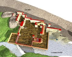 Mi Moleskine Arquitectónico: LA CASA DE LA CASCADA