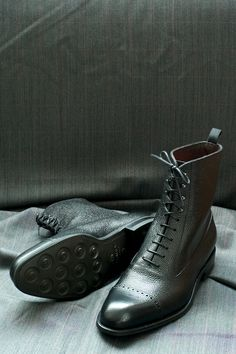 Rugged Made To Order Carmina at The Armoury