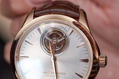 Carl F Bucherer - Manero Tourbillon Double Peripheral Omega Watch, Accessories