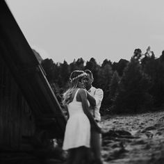 lovely moments White Dress, In This Moment, Couple Photos, Couples, Wedding Dresses, Instagram, Fashion, Couple Shots, Bride Dresses