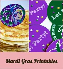 FREE Party Printables  by Bird's Party