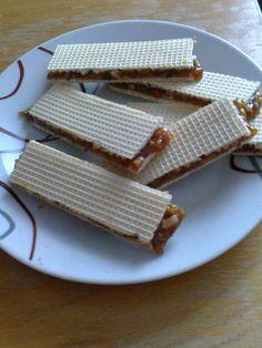 Töltött ostya Mousse Cake, Panna Cotta, Cupcake, Sweets, Bread, Cookies, Baking, Food, Oktoberfest
