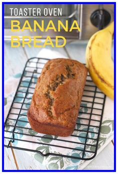 63 3 Banana bread Recipe #3 #Banana #bread #Recipe Please Click Link To Find More Reference,,, ENJOY!! Small Toaster Oven, Toaster Oven Cooking, Convection Oven Recipes, Toaster Oven Recipes, Bread Toaster, Toaster Ovens, Convection Cooking, Bread Oven, 3 Banana Bread Recipe
