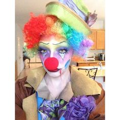 Pin for Later: Go Back to Basics With These 21 Classic Halloween Costumes Clown