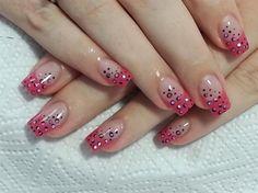 Glam leopard print  by ToniBenailed - Nail Art Gallery nailartgallery.nailsmag.com by Nails Magazine www.nailsmag.com #nailart
